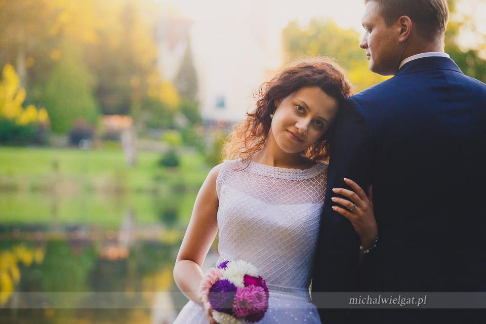 Ślub Oli i Mateusza w Dąbkach, Bursztyn Medical Spa & Wellness