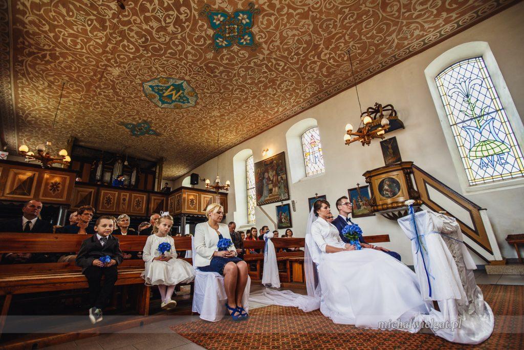 ślub Ewelina i Maciej fotografia ślubna Miastko