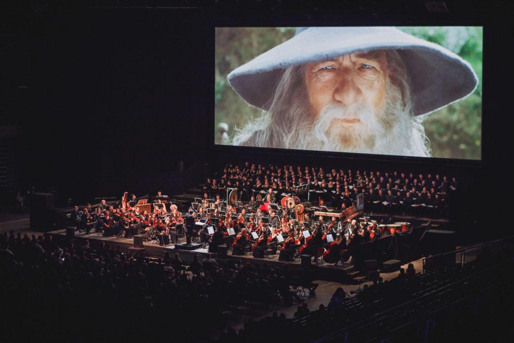 Lord of Rings koncert Justyna Steczkowska Ergo Arena Sopot