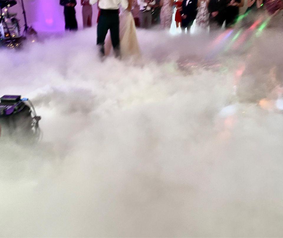 ciężki dym na sali weselnej Słupsk Koszalin