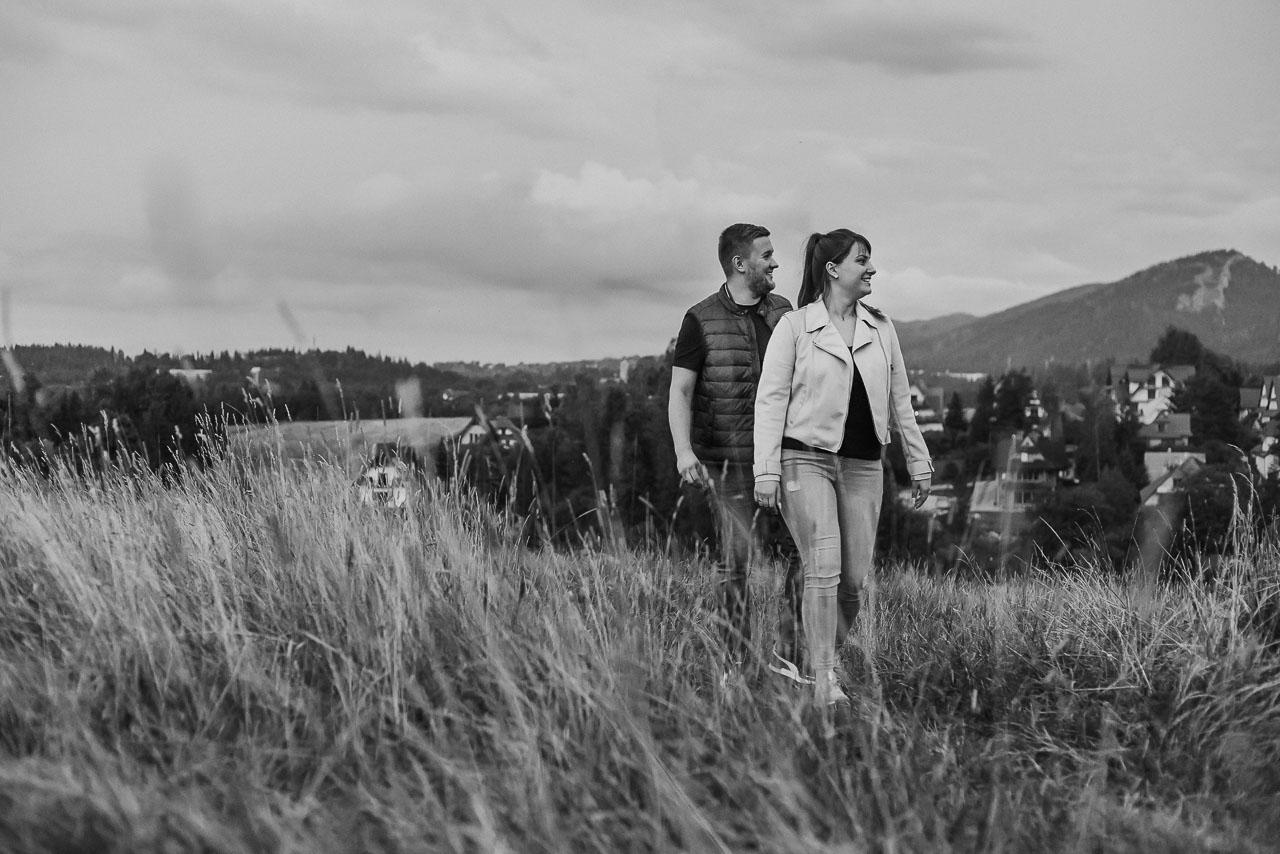 sesja zdjęciowa w górach