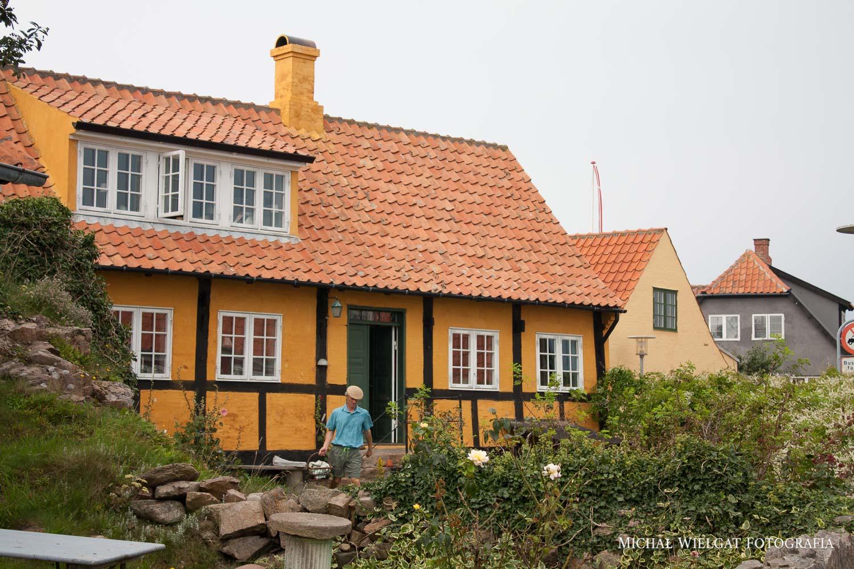 wycieczka na Bornholm - plener ślubny