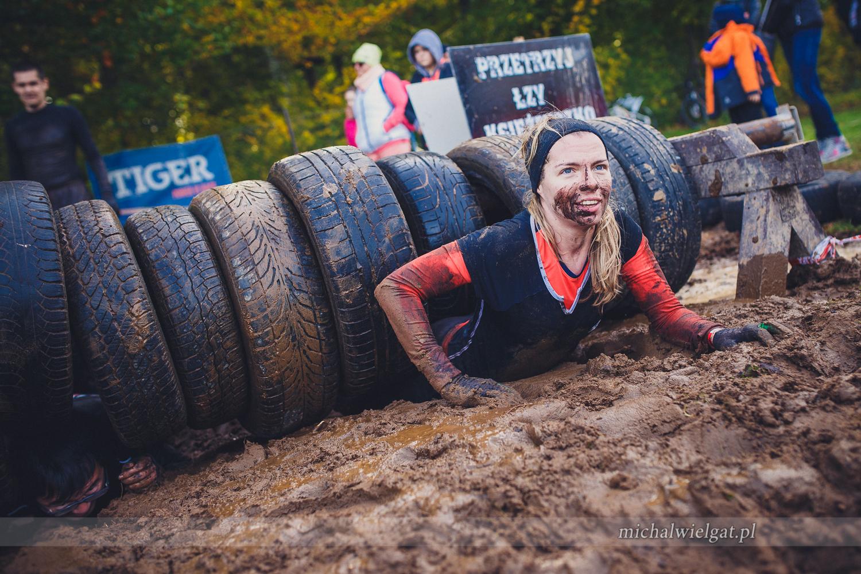 ekstremalny bieg Mud Max