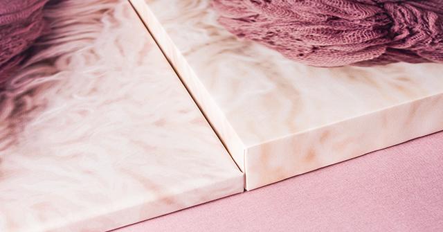 fotoobraz na 2cm i 4cm drewnianej ramie