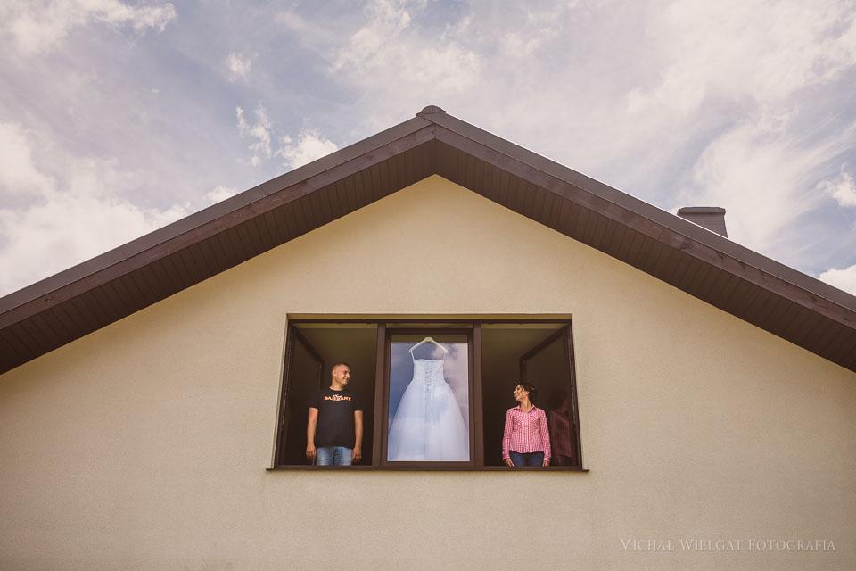 wesele Dworek Jamneński w Łazach
