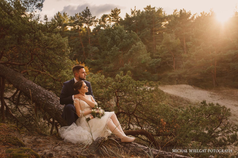 zdjęcia ślubne plener nad morzem