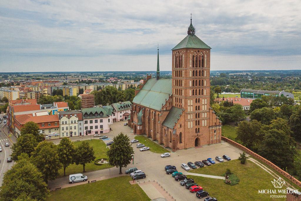 Bazylika kościół Braniewo