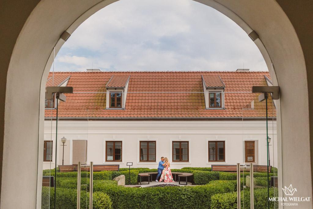 Pałacyk Potockiego w Braniewie