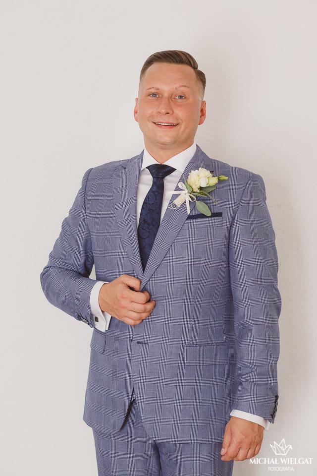 Paweł Pan Młody portret